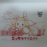 日本毛織ニッケ3201株主優待3
