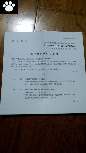 マクニカ・富士エレ3132株主総会3