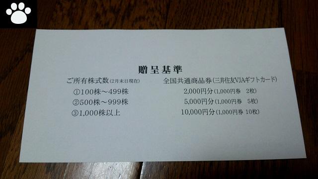 サンエー2659株主優待4