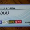 アルペン3028株主優待2