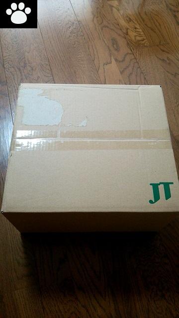 JT2914株主優待1