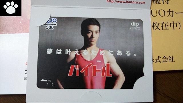 ディップ3279株主優待3