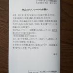 イーサポートリンク2493株主優待2019030801