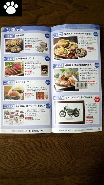 ヤマハ発動機7272株主優待2019061509