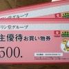 キリン堂3194株主優待2019101502
